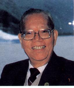 饶师泉教授(创会人)